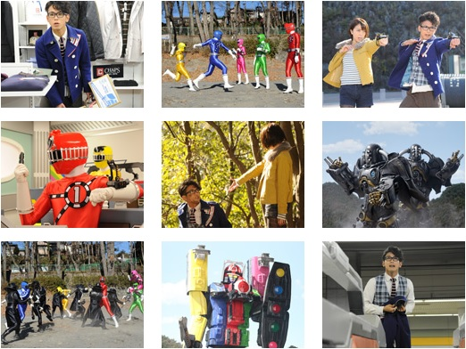 Next Week on Ressha Sentai ToQger Station 4