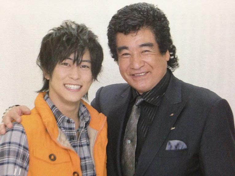 Hyper Hobby Interview: Hiroshi Fujioka (Kamen Rider) x Gaku Sano (Kamen Rider Gaim)