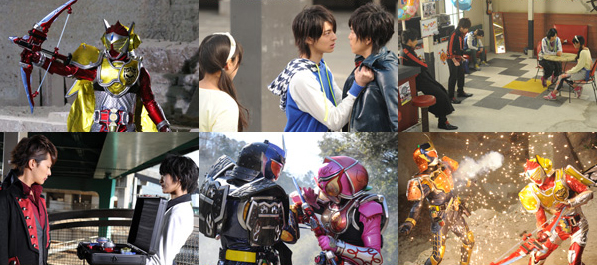 Next Week On Kamen Rider Gaim: Episode 26