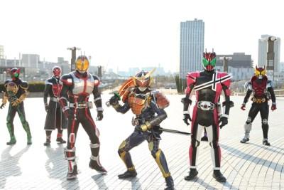 Kamen Rider Wars 3