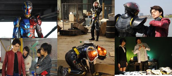 Next Week on Kamen Rider Gaim: Episode 30