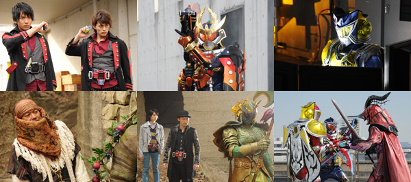 Next Week on Kamen Rider Gaim: Episode 31