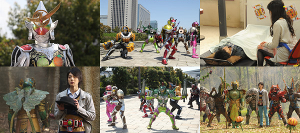 Next Week on Kamen Rider Gaim: Episode 32