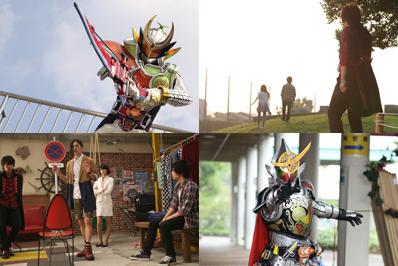 Next Week on Kamen Rider Gaim: Episode 38