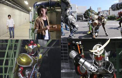 Next Week On Kamen Rider Gaim: Episode 39