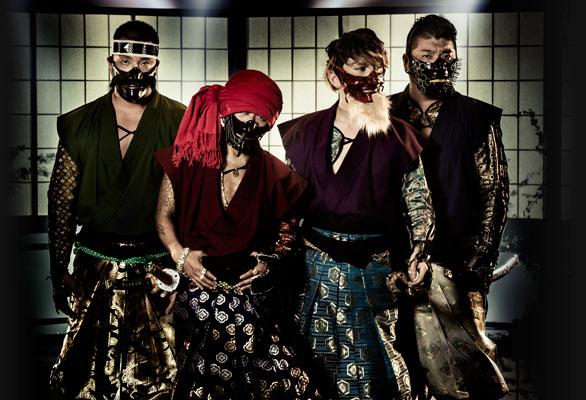 Kamen Rider Gaim Music Arms Album to be Released
