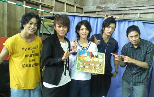 [7/30 to 8/5] This Week in Toku Actor Blogs