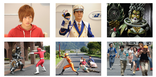 Next Time on Ressha Sentai ToQger: Station 27