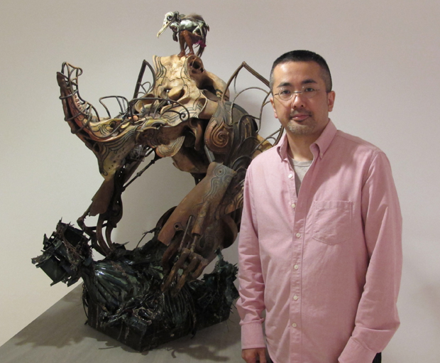 Takayuki Takeya to Design Kamen Rider Drive's Roymudo