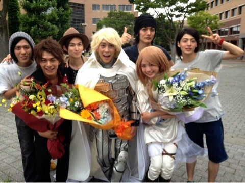 This Week in Toku Actor Blogs [9/24 to 9/30]