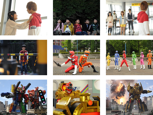 Next Time on Ressha Sentai ToQger: Station 32