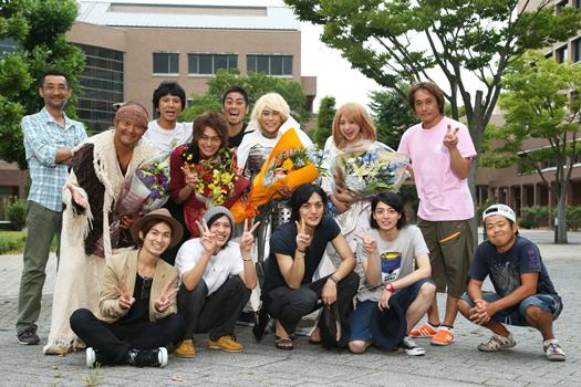 Cast and Staff Messages After Kamen Rider Gaim Finale