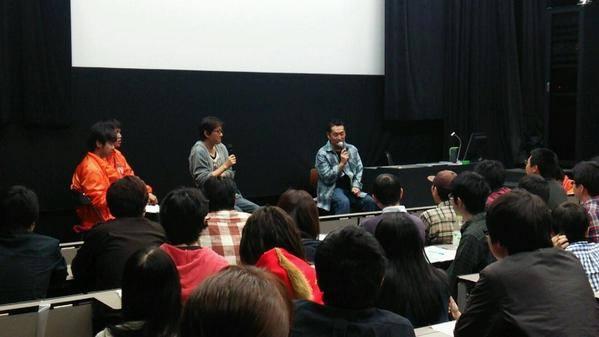 Koichi Sakamoto & Yuji Kobayashi Give Tokusatsu Special Talk at Tokyo University