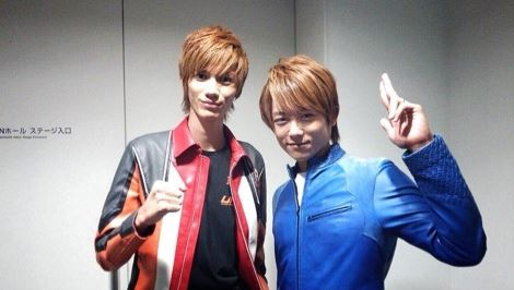 This Week in Toku Actor Blogs [11/5 to 11/11]