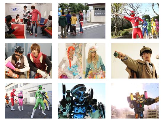 Next Time on Ressha Sentai ToQger: Station 38
