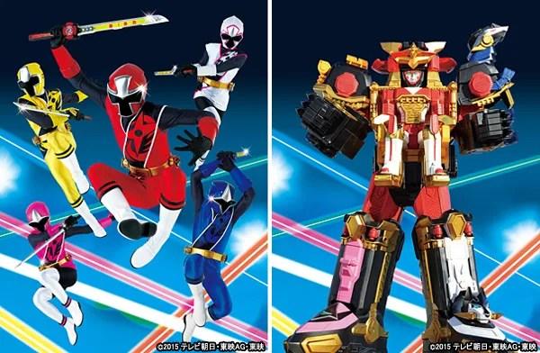 Shuriken Sentai Ninninger Cast and Crew Revealed