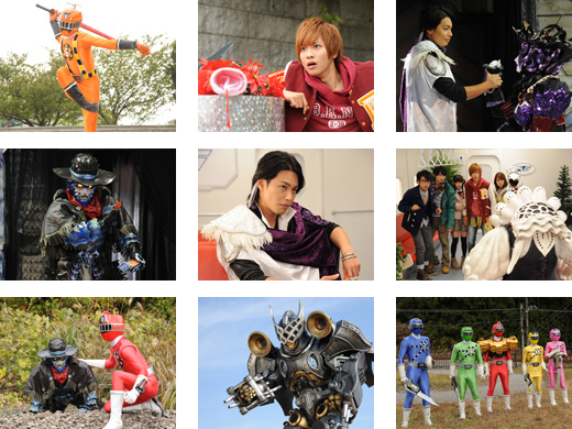 Next Time on Ressha Sentai ToQger: Station 40