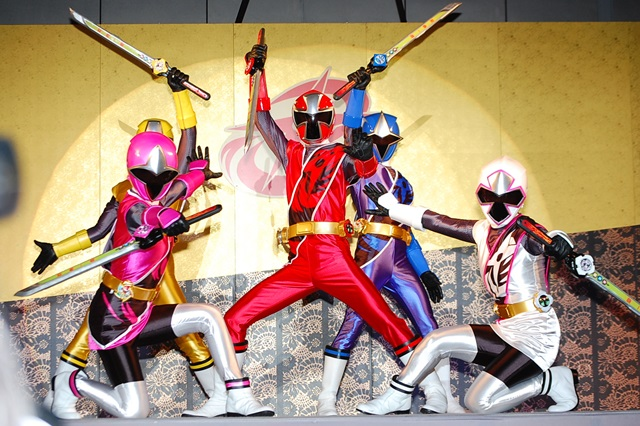 Ninninger Producers Reveal Information on Show at Premiere Event