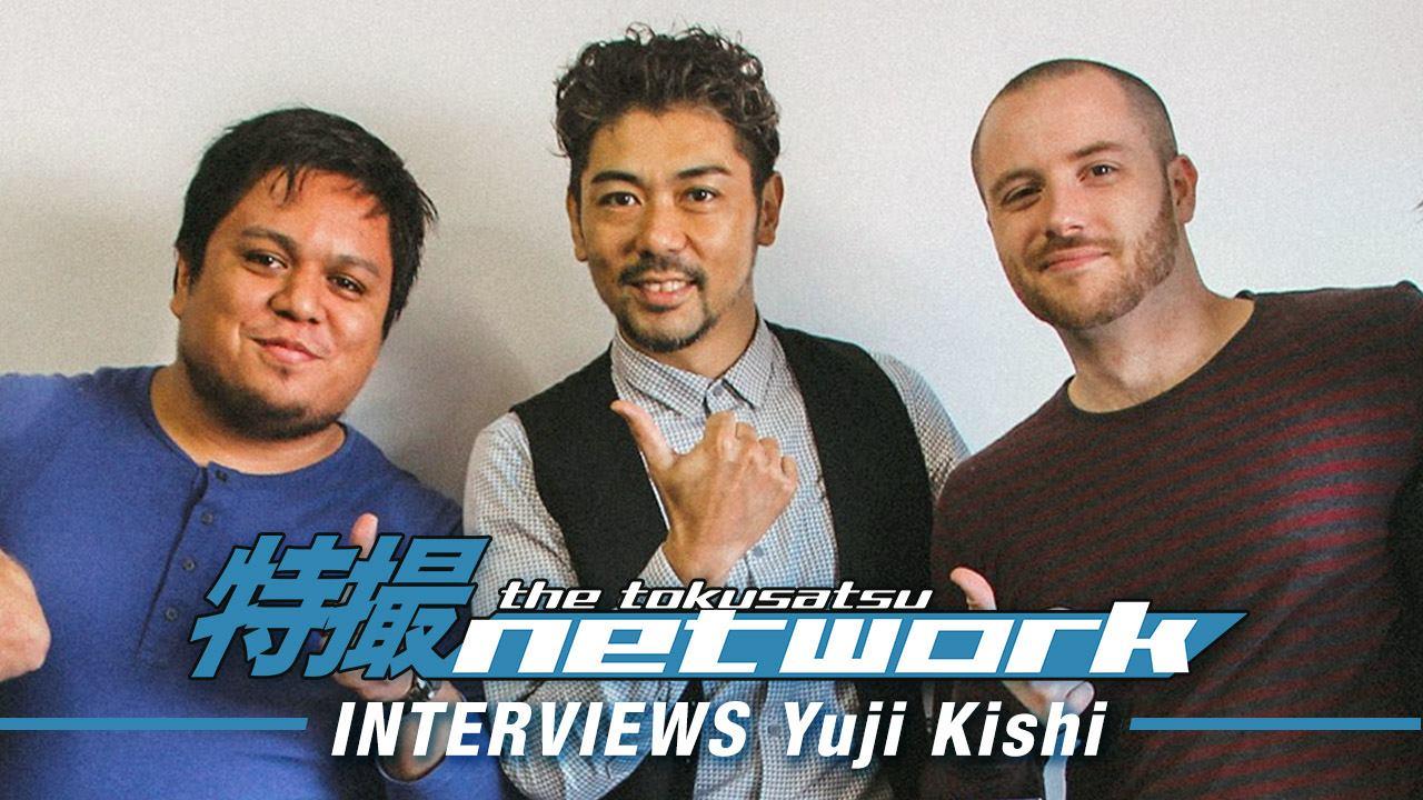 VIDEO: The Tokusatsu Network Interviews Carranger Actor Yūji Kishi: Part 2
