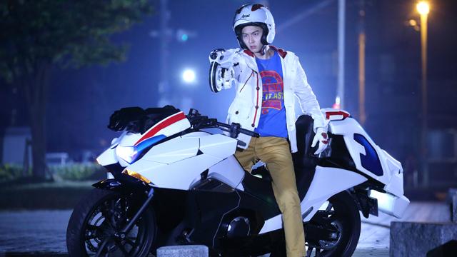 Next Time on Kamen Rider Drive: Episode 14