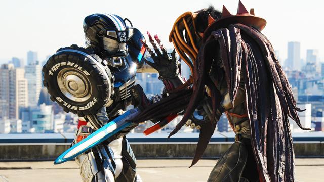 Next Time on Kamen Rider Drive: Episode 20