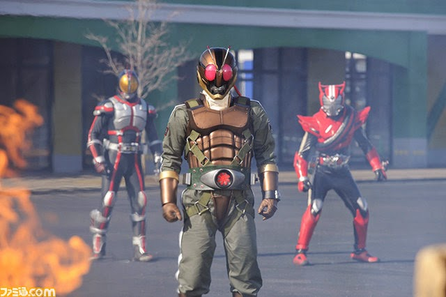 Kamen Rider #4 To Debut in Super Hero Taisen GP Net Movies