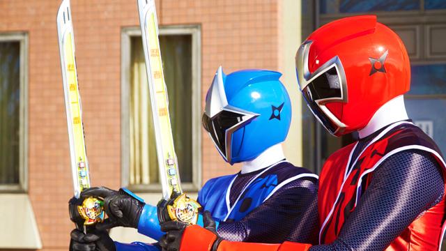 Next Time on Shuriken Sentai Ninninger: Shinobi 2