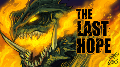 "Fan-made Gamera Comic ""The Last Hope"" Announced"