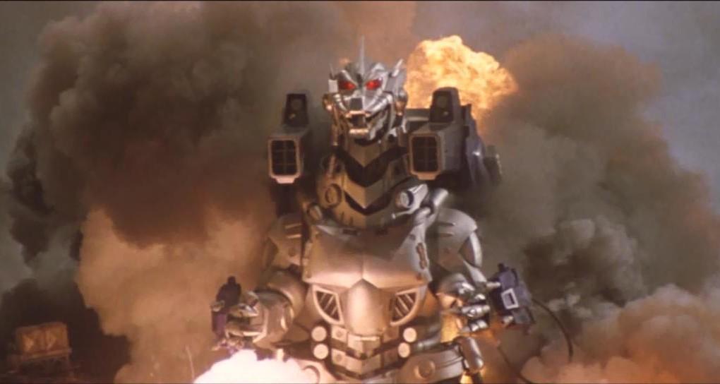 TokuNet Film Club: Godzilla Against Mechagodzilla