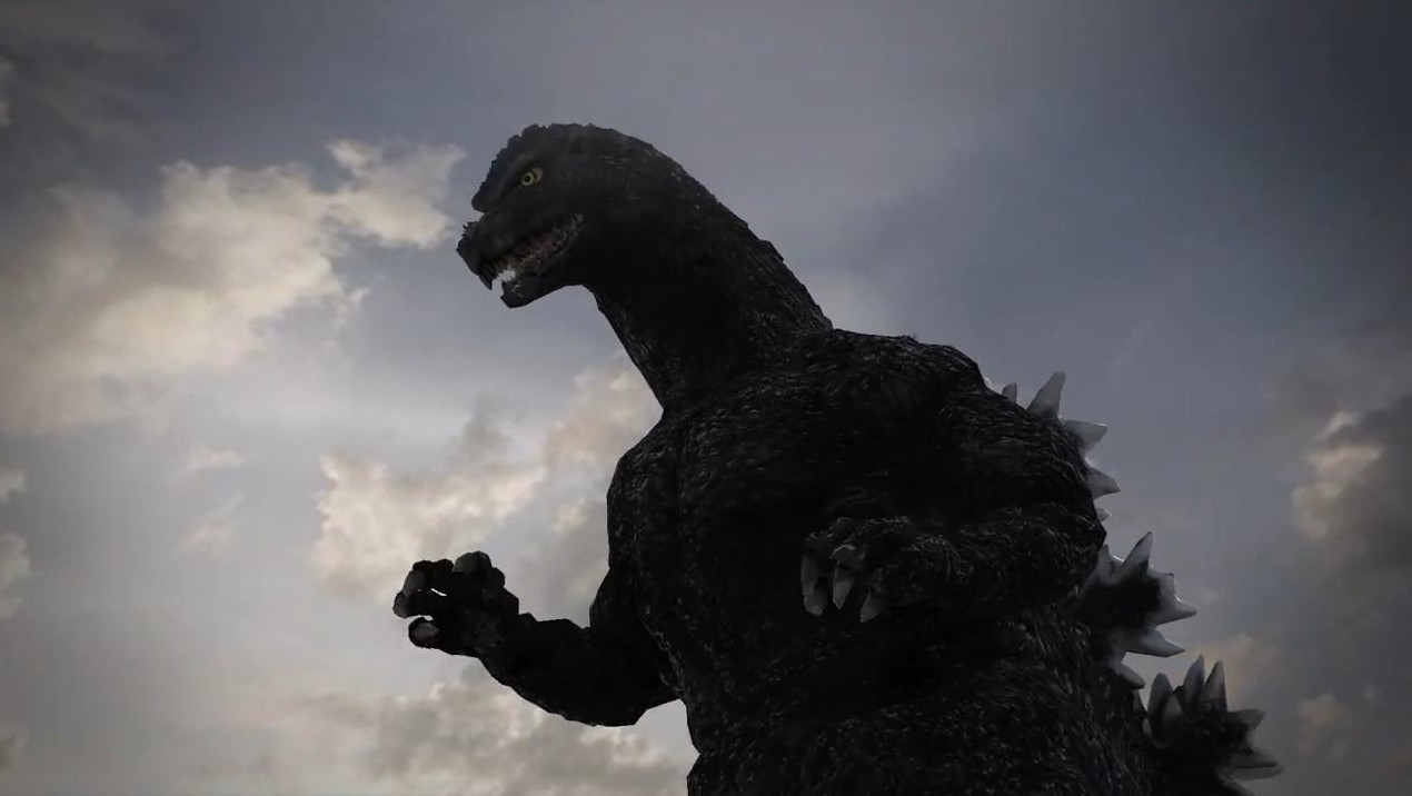 New Godzilla Gameplay Trailer Released