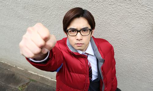 Mr. Maxman Movie Debuted at Okinawa International Movie Festival
