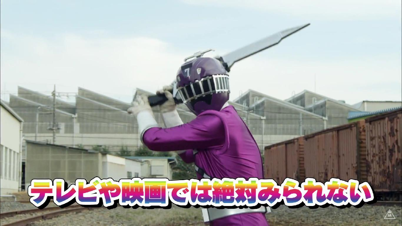 Toei Releases New Trailers for ToQger V-Cinema
