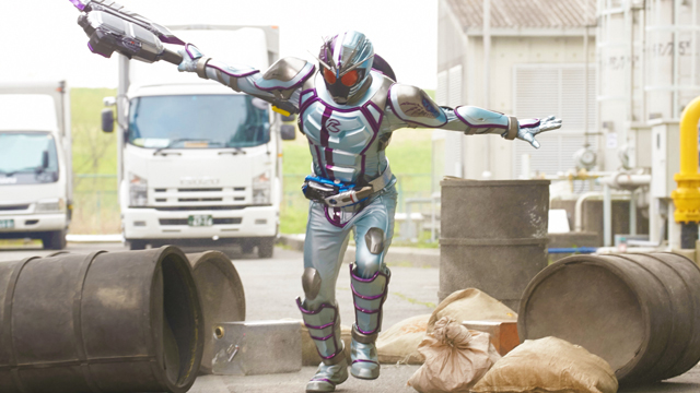 Next Time on Kamen Rider Drive: Episode 29