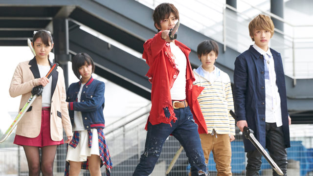 Next Time on Shuriken Sentai Ninninger: Shinobi 12