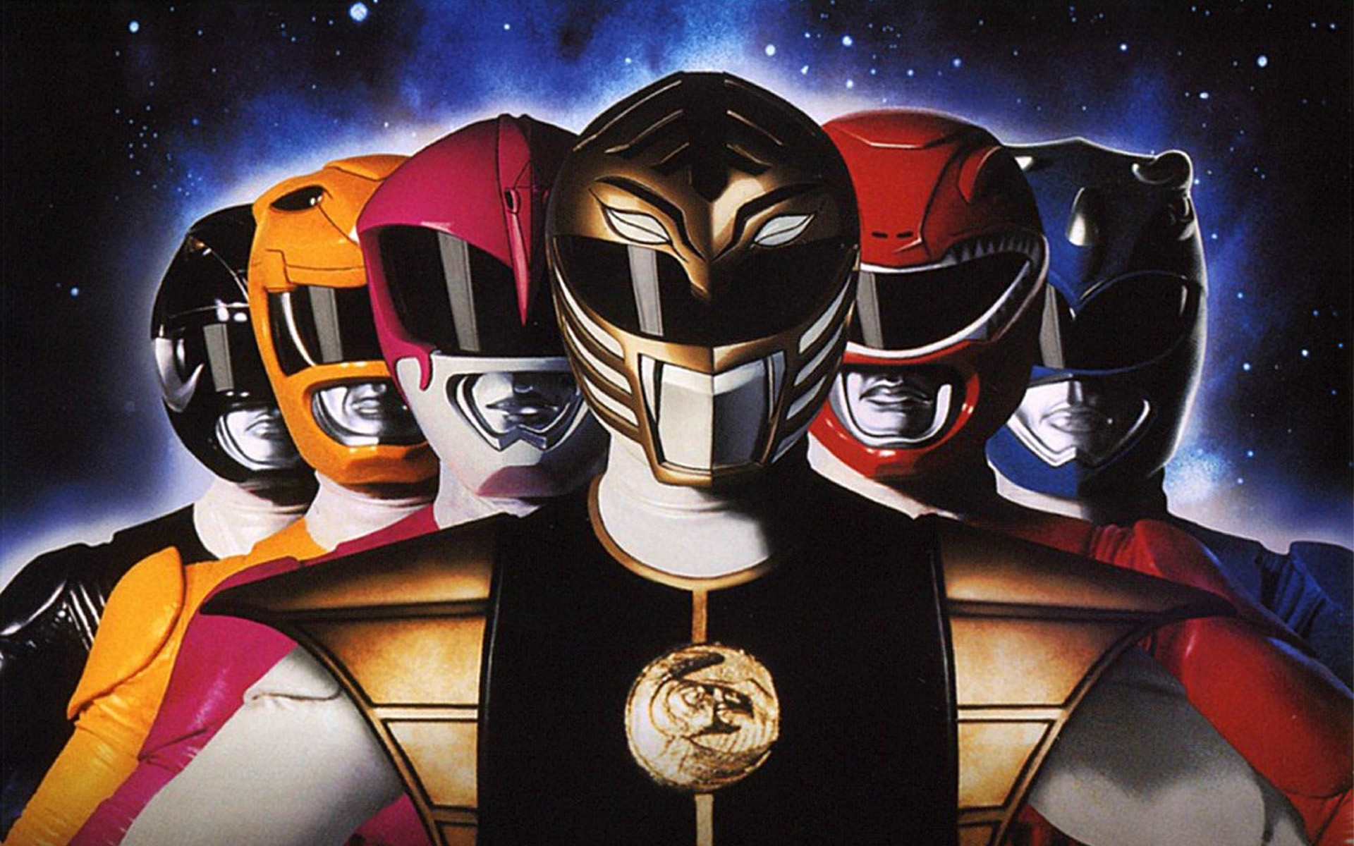 TokuNet Podcast #09 – Mighty Morphin' Power Rangers: The Movie