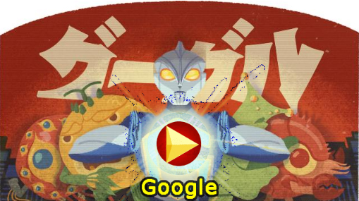 Google Pays Tribute to Eiji Tsuburaya on His Birthday