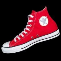 Gokai Red Converse
