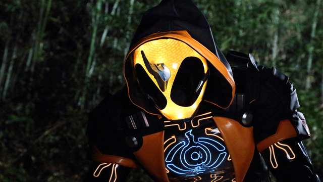 On the Premiere of Kamen Rider Ghost: Episode 1