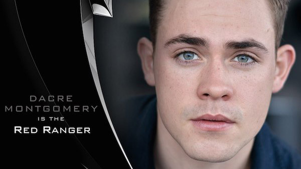 Dacre Montgomery Cast as the Red Ranger in New Power Rangers Movie
