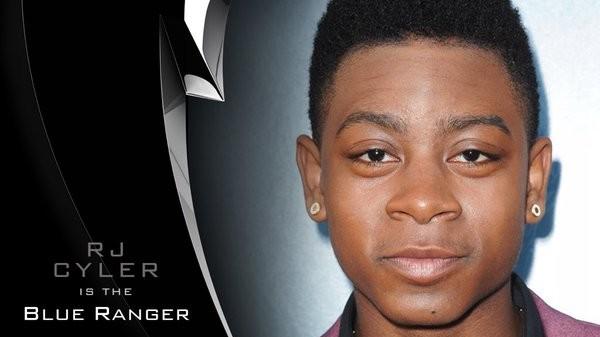 RJ Cyler Cast as Blue Ranger in Power Rangers Film
