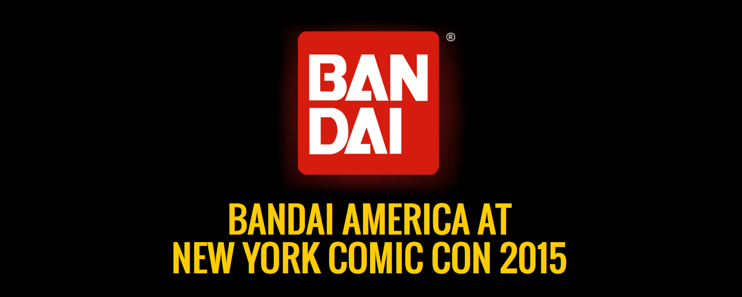 Bandai's Power Rangers NYCC 2015 Exclusives Announced
