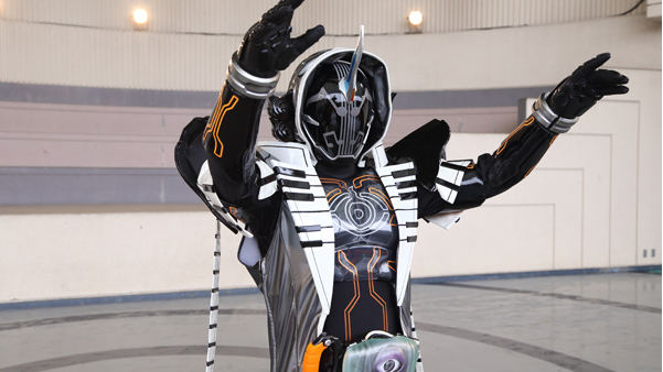 Next Time on Kamen Rider Ghost: Episode 6