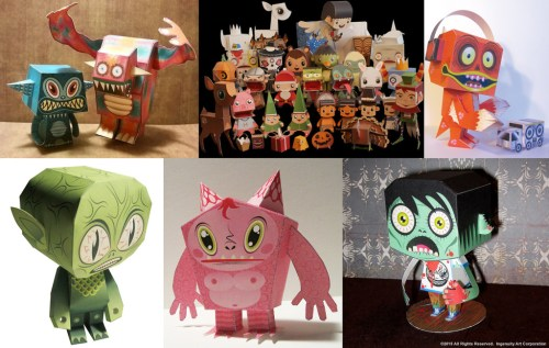 MY_PAPER_TOY_DESIGNS