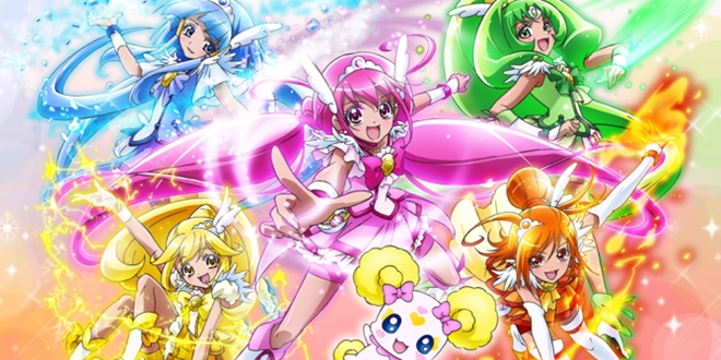 Glitter Force Trailer Released