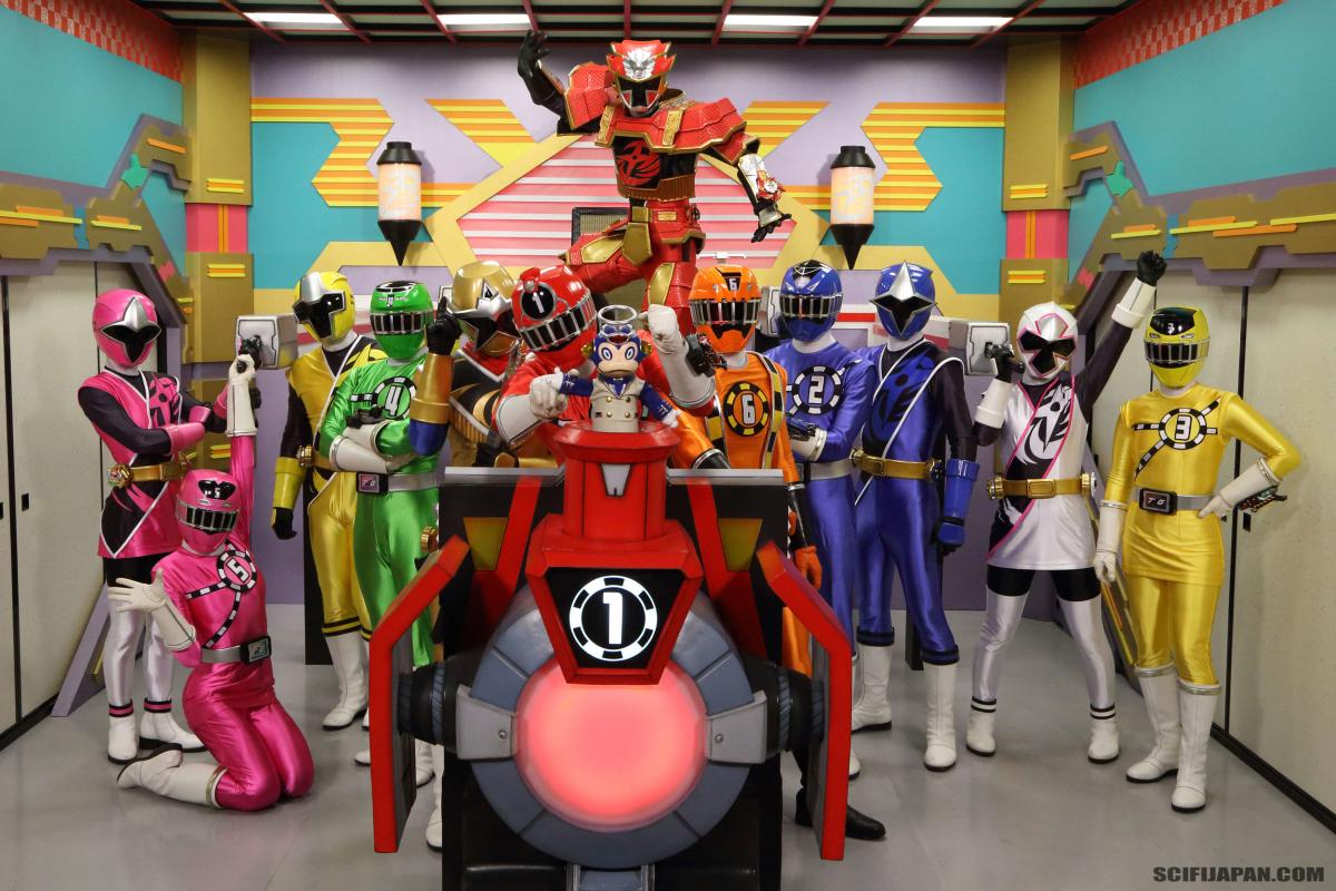 """Ninninger: Ninja in Wonderland"" Movie Opens at 3rd in Japan"
