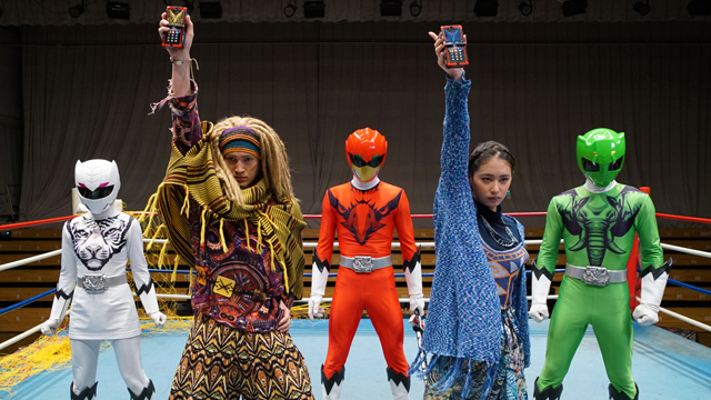 Zyuohger 4a