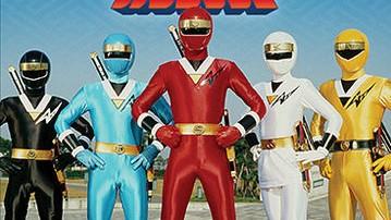 Kakuranger DVD Set Available for Pre-Order