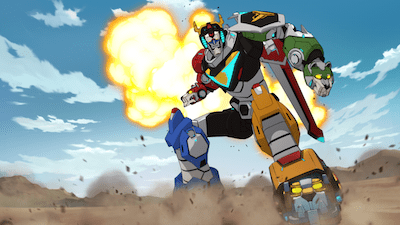 Dreamworks' Voltron: Legendary Defender: WonderCon Press Release & Panel