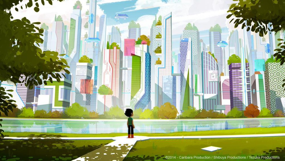 Astro Boy Reboot Project On The Way