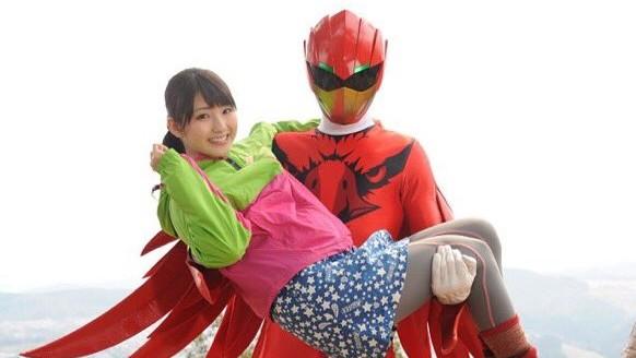 Sayuri Inoue Guest-Starring on Zyuohger